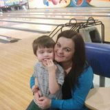 Aiden and Mummy