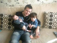 The three men in my life