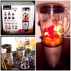 My new blender/smoothie maker