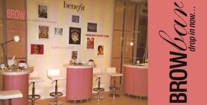 Benefit Brow Bar, Debenhams, Silverburn