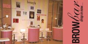Benefit Brow Bar, Debenhams, Silverburn